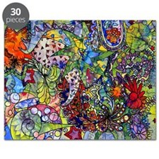 Cool Paisley Puzzle