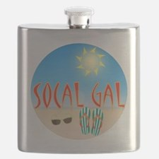 Socal Gal Flask