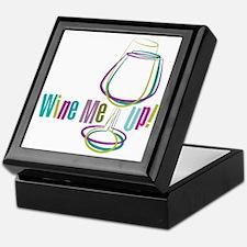 Wine Me Up! Keepsake Box