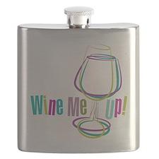 Wine Me Up! Flask