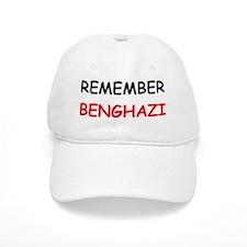 Remember Benghazi Baseball Cap