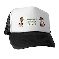 boston dad Trucker Hat