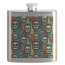 Skull Flask