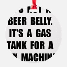 Beer Belly Ornament