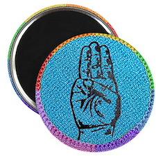 Rainbow Boy Scouts Magnet