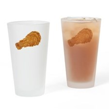 Fried Food Group Drinking Glass
