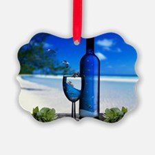 Glass of Summer Ornament