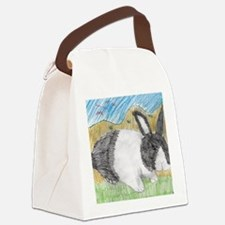 Dutch Bunny Canvas Lunch Bag