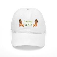 dachshund dad Baseball Cap