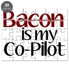 Bacon is my Co-Pilot Puzzle