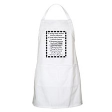 funeral proof 6 Apron