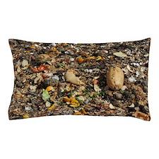 Poor Man's Compost Pile Pillow Case