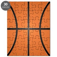 Basketball Pattern Puzzle