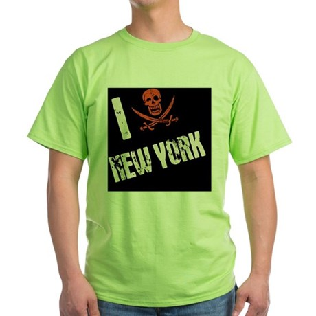 i-pir-BUT Green T-Shirt