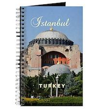 Istanbul_7.355x9.45_iPadCase_HagiaSophia Journal