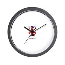 Lobster Dude Wall Clock