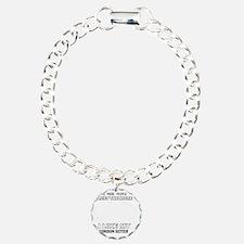 I Like My Gordon setter Bracelet