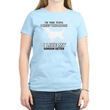 I Like My Gordon setter T-Shirt