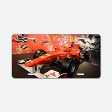 formula 1 Aluminum License Plate