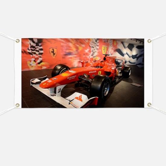 formula 1 Banner