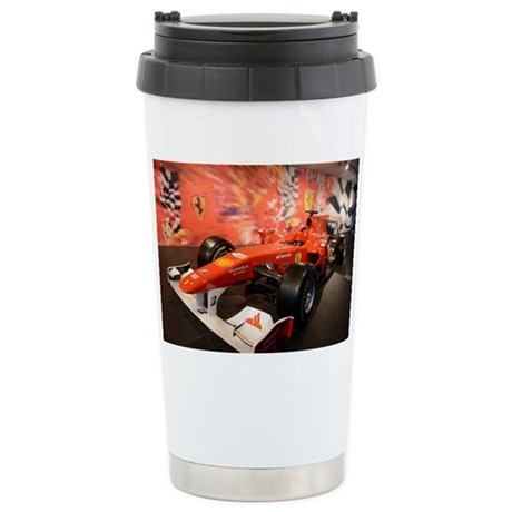 formula 1 Stainless Steel Travel Mug