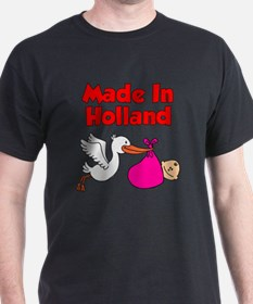 Made In Holland Girl T-Shirt