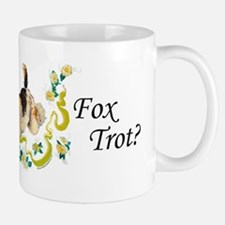 Fox Terrier Frolic Small Small Mug