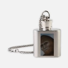 Sasquatch: The Unexpected Encounter Flask Necklace