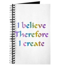 I Believe Therefore Journal