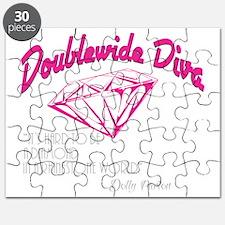 Doublewide Diva Diamond Puzzle