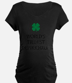 Tallest Leprechaun T-Shirt