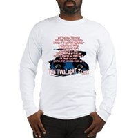 Twilight Zone Quote Long Sleeve T-Shirt
