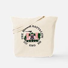 Honor Battalion Logo Tote Bag