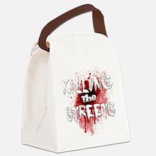 HooliganHigh7 Canvas Lunch Bag