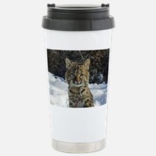 Bobcat Stainless Steel Travel Mug