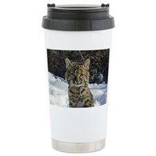 Bobcat Travel Coffee Mug
