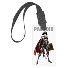 Paladin Luggage Tag