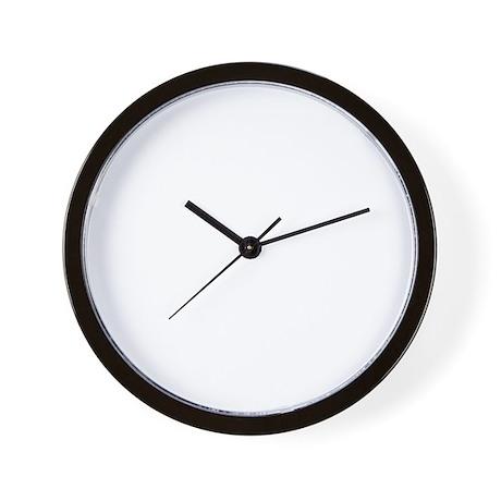 hear-wh Wall Clock