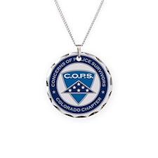 C.O.P.S. Logo Necklace