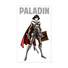 Paladin Decal