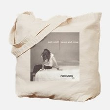 Patti Smith Poster Tote Bag