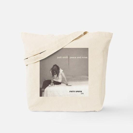 Patti Smith Poster Tote Bag