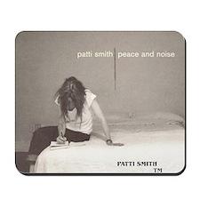 Patti Smith Poster Mousepad