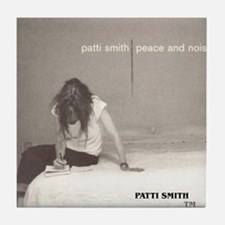 Patti Smith Poster Tile Coaster