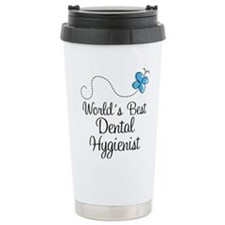 Dental Hygienist (World's Best) Travel Mug