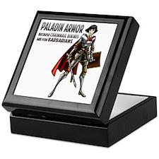 Paladin Armor Keepsake Box