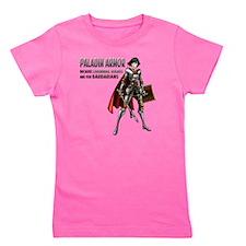 Paladin Armor Girl's Tee