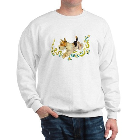 Fox Terrier Frolic Sweatshirt