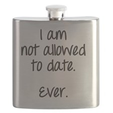 I am not allowed to date Flask