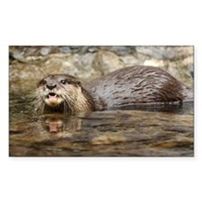Otter Decal